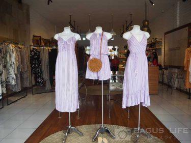 バリ島でリゾートワンピースの買い物ならスミニャック!あなた好みの1着を見つけよう!